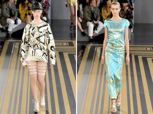 Показы на London Fashion Week SS 2012: День 3. Изображение № 6.