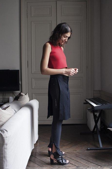 Мона Ал-Шаалан, дизайнер мужской одежды. Изображение № 5.