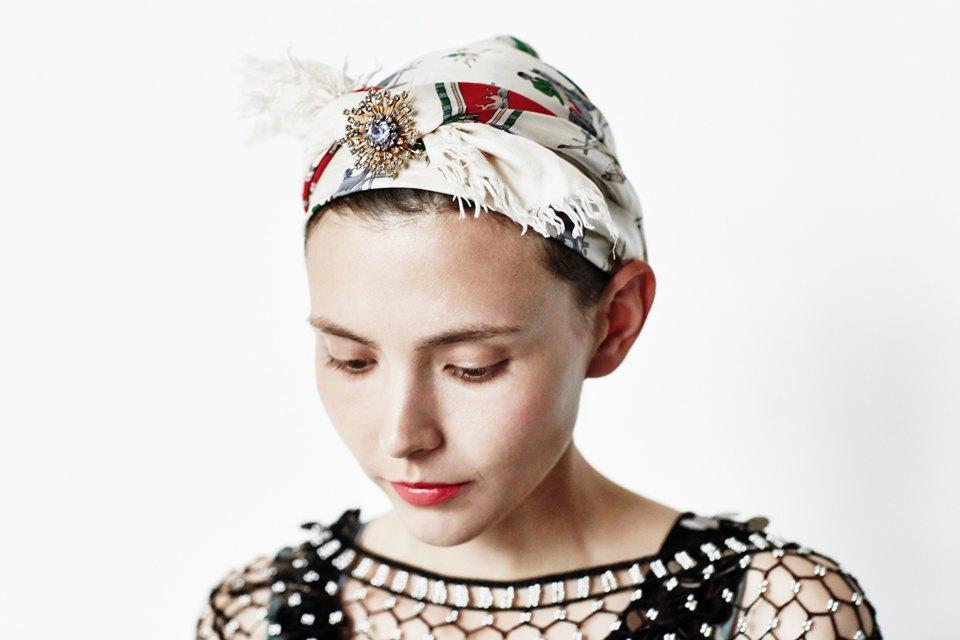 Асия Бареева,  дизайнер и стилист. Изображение № 37.