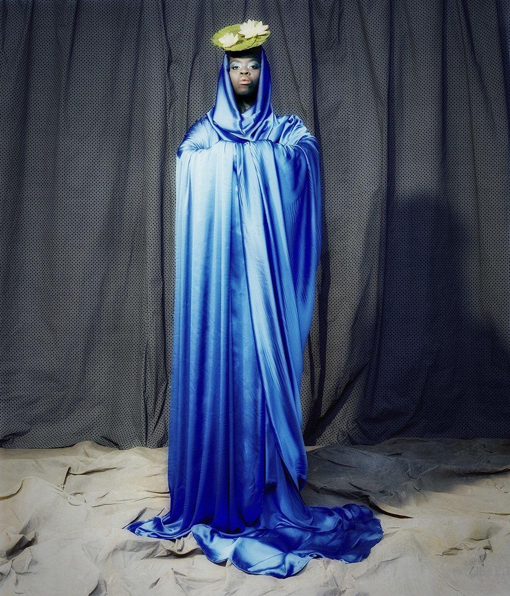 «NKOSOZANA»:  Фантастические принцессы Африки. Изображение № 3.