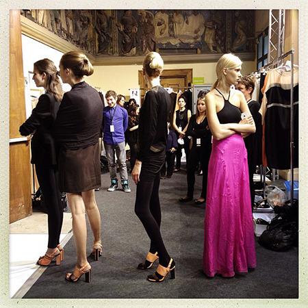 Парижская неделя моды: Чем запомнился первый день. Изображение № 24.