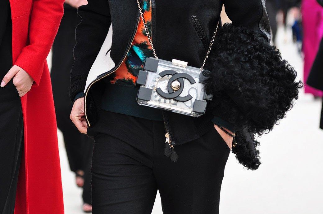 Гости Парижской недели моды FW13, часть 2. Изображение № 8.