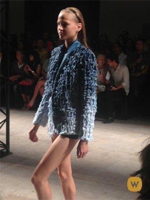 Прямой репортаж  с Paris Fashion Week:  День 3. Изображение № 1.