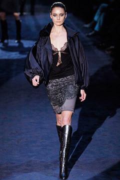 Gucci FW 2005 . Изображение № 33.