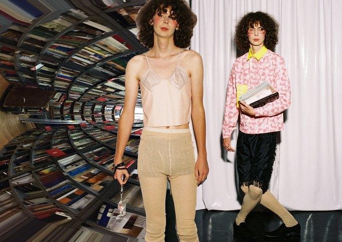 Металлик и питон в новом лукбуке LOH apparel. Изображение № 12.