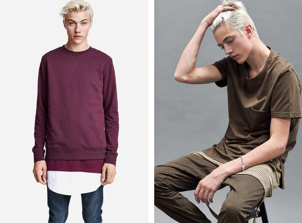 Новое имя:  17-летний музыкант и топ-модель Лаки Блю. Изображение № 6.