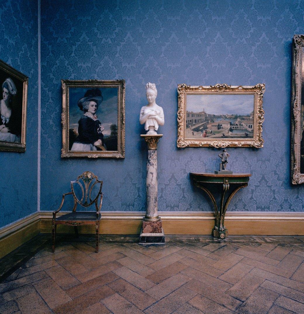 «Museology»:  Тайная жизнь  музейных экспонатов. Изображение № 16.