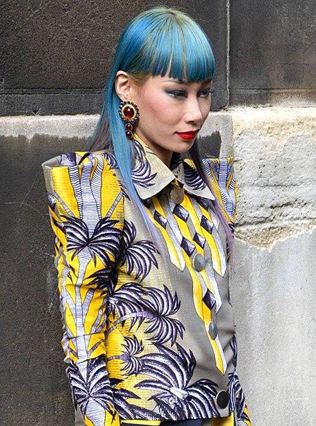 Мадемуазель Юлия, японская певица. Изображение № 7.