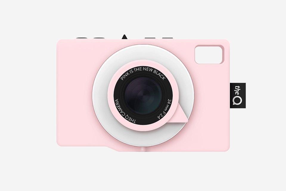 Самый красивый фотоаппарат для интернет-зависимых theQ . Изображение № 6.