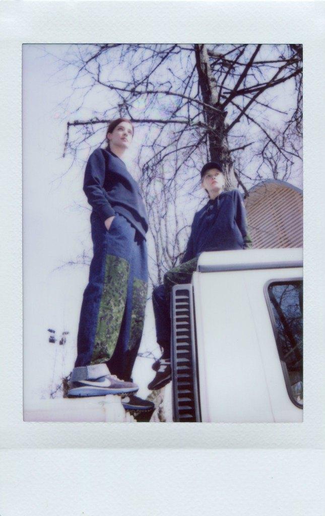 Nina Donis создали одежду для парка Горького. Изображение № 7.