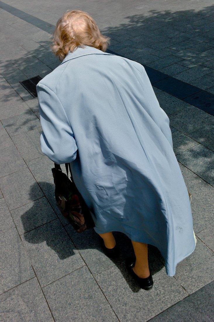 «Проект Я»:  Безвестные  пожилые горожане. Изображение № 9.