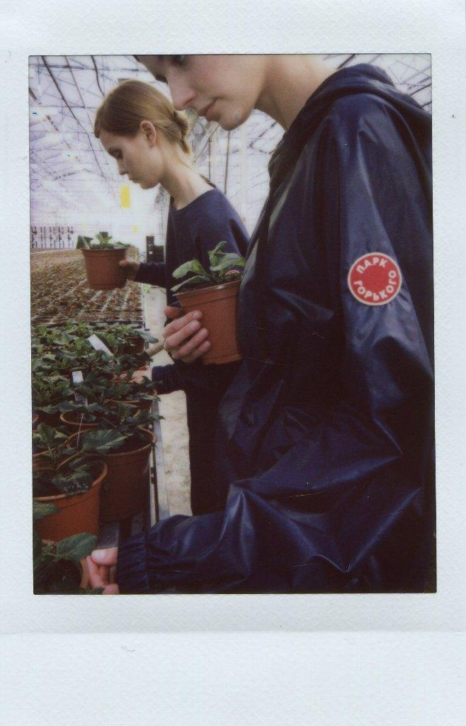 Nina Donis создали одежду для парка Горького. Изображение № 4.