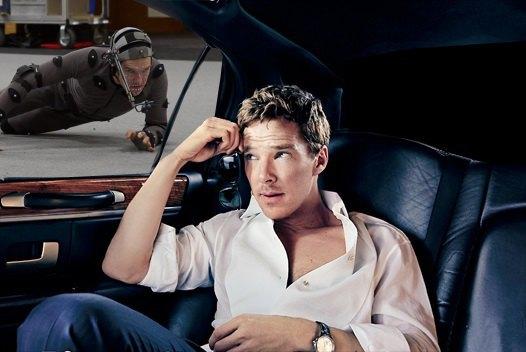 Новый мем: Бенедикт Камбербэтч и фанаты. Изображение № 14.