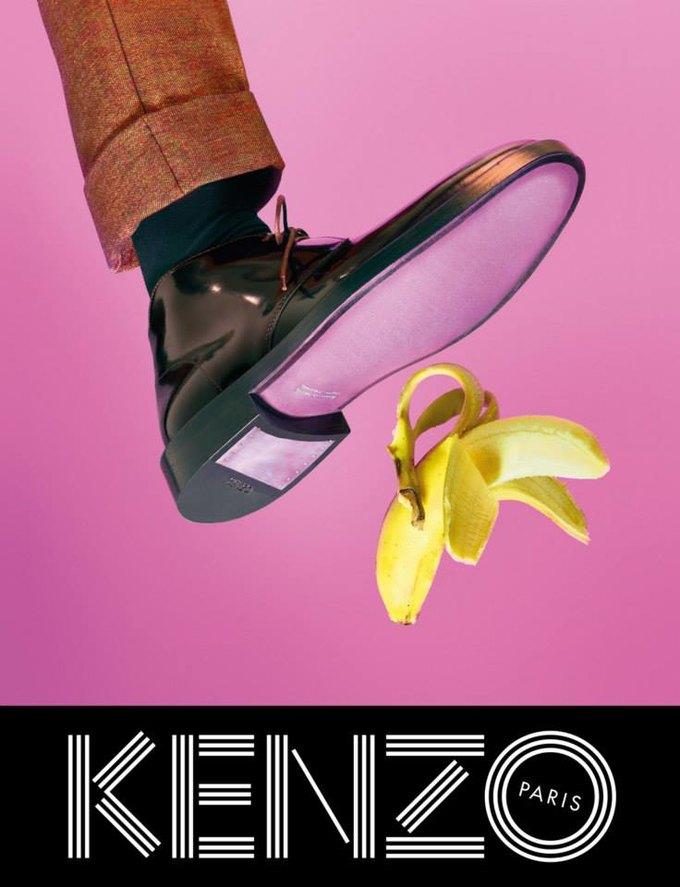 Котики и глаза в новой кампании Kenzo. Изображение № 4.