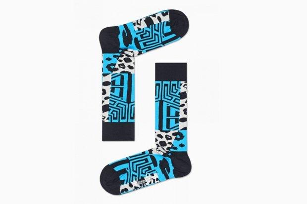 Коллекция весёлых носков Айрис Апфель для Happy Socks. Изображение № 7.