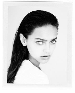 Женя Катова, модель. Изображение № 1.