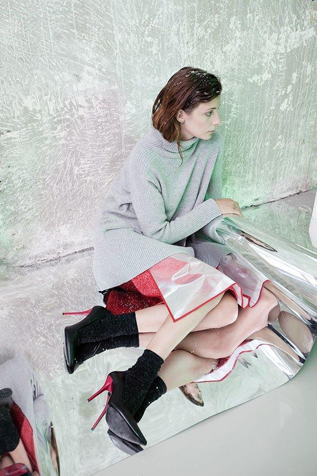 Ревизия: Юбки и платья на осень. Изображение № 11.