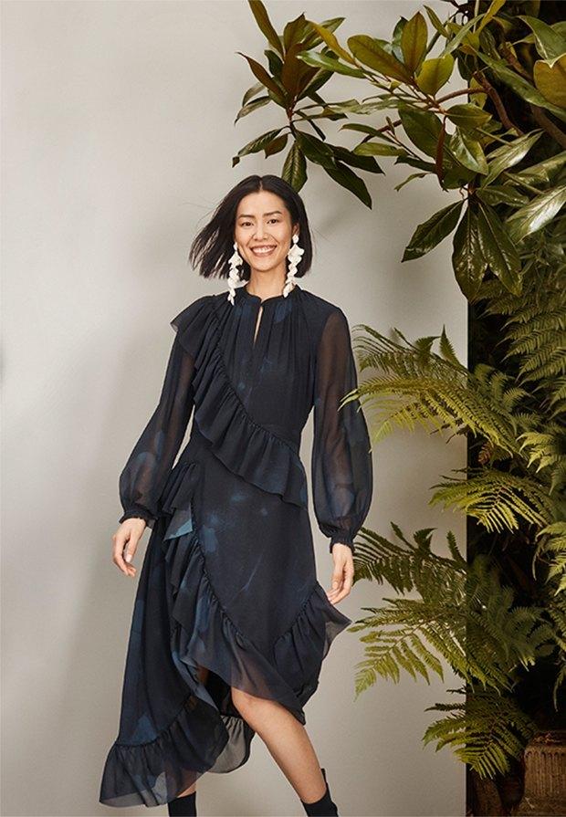 H&M представили новую экологичную коллекцию. Изображение № 5.