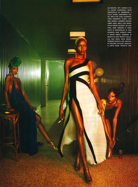 10 моделей африканского происхождения. Изображение № 43.