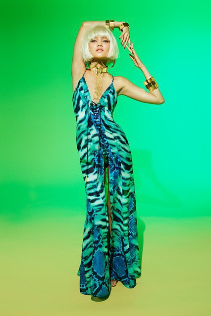 Кэти Ири сделала леопардовую коллекцию для River Island. Изображение № 9.