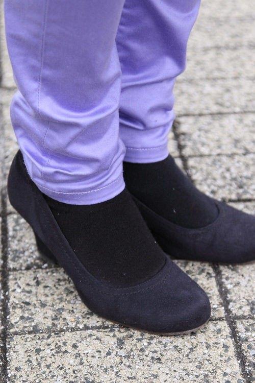 Красные шапки и бархатные ботинки на улицах Токио. Изображение № 27.
