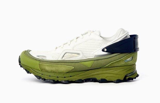 Раф Симонс сделал редизайн кроссовок  Stan Smith. Изображение № 12.