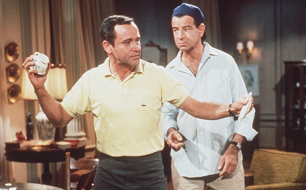 Дай пять: 10 комедий  о безумной мужской  дружбе. Изображение № 1.