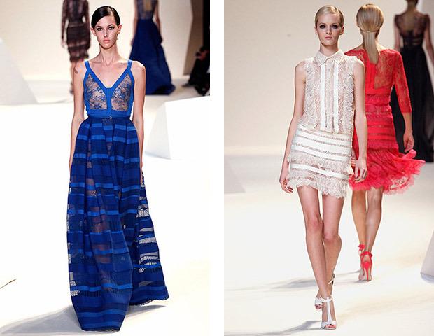 Парижская неделя моды: Показы Louis Vuitton, Miu Miu, Elie Saab. Изображение № 25.