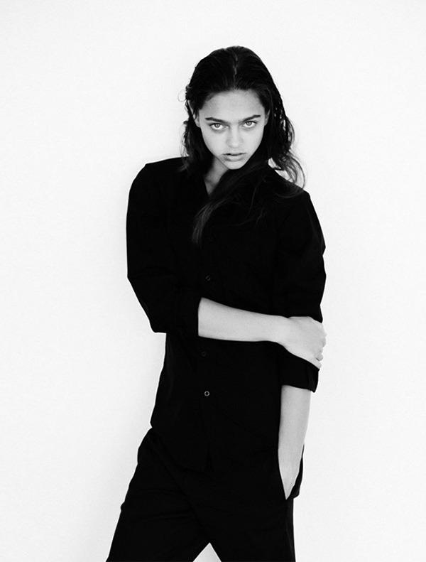 Женя Катова, модель. Изображение № 3.