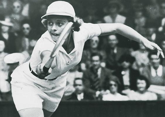 Теннисистка Элис Марбл. Изображение № 8.
