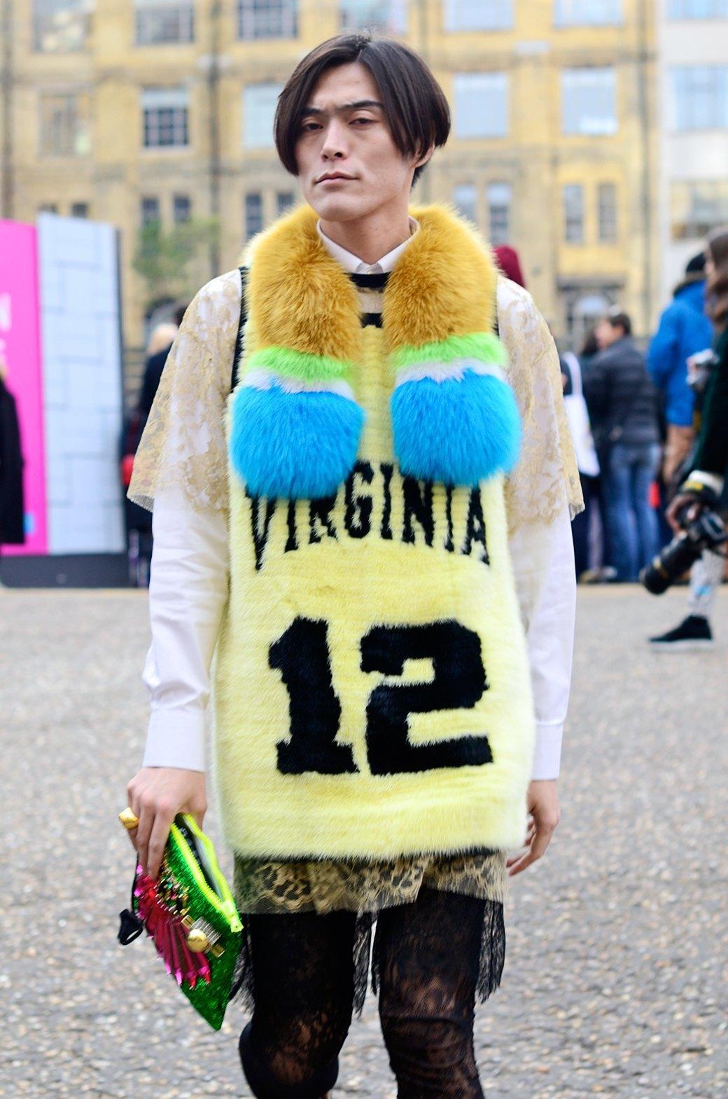 Неделя моды в Лондоне, часть I. Изображение № 27.