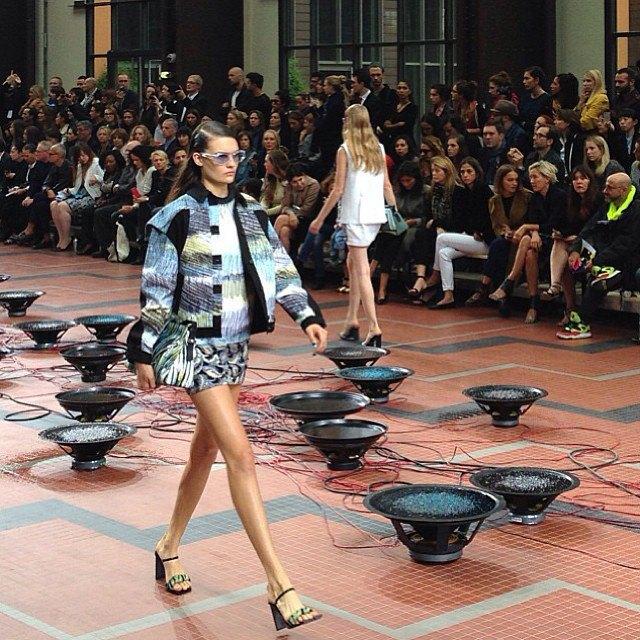 Прямой репортаж  с Paris Fashion Week:  День 6. Изображение № 33.