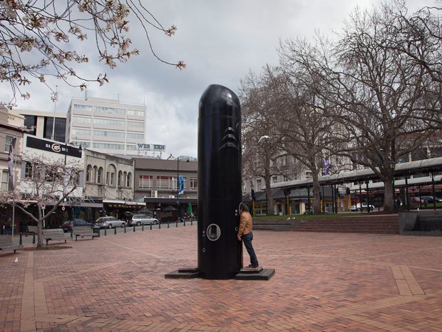 Всем встать: 10 фаллических монументов  в разных городах мира. Изображение № 8.