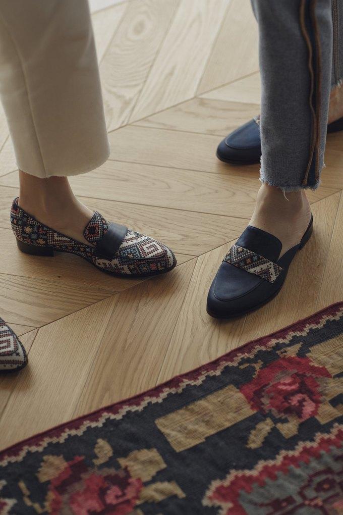 Portal и Анка Цицишвили показали совместную обувную коллекцию . Изображение № 4.