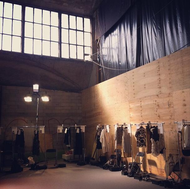 Прямой репортаж  с Paris Fashion Week:  День 2. Изображение № 26.