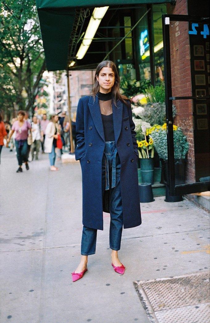 Леандра Медин провела экскурсию по Нью-Йорку  в фильме Mango. Изображение № 10.