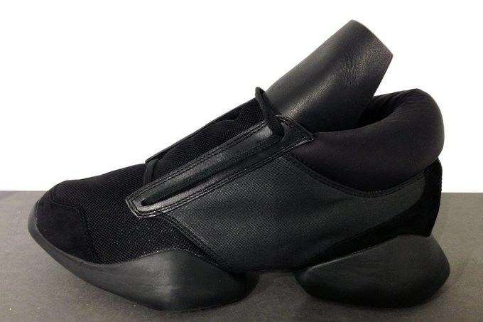 Рик Оуэнс создал кроссовки для Adidas. Изображение № 2.
