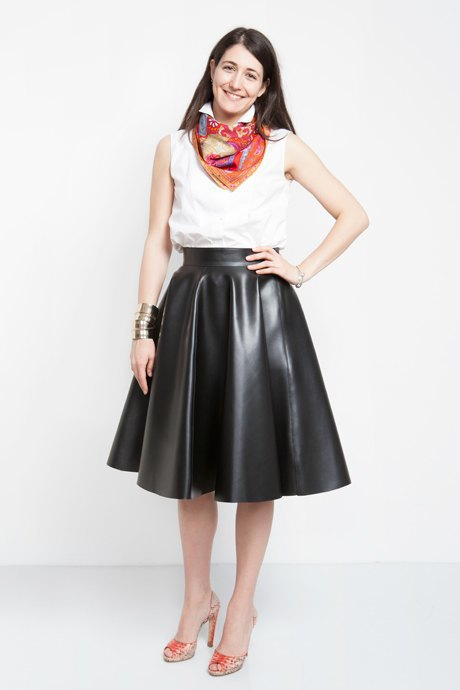 Главный редактор  Ъ-Lifestyle Натела Поцхверия о любимых нарядах. Изображение № 2.