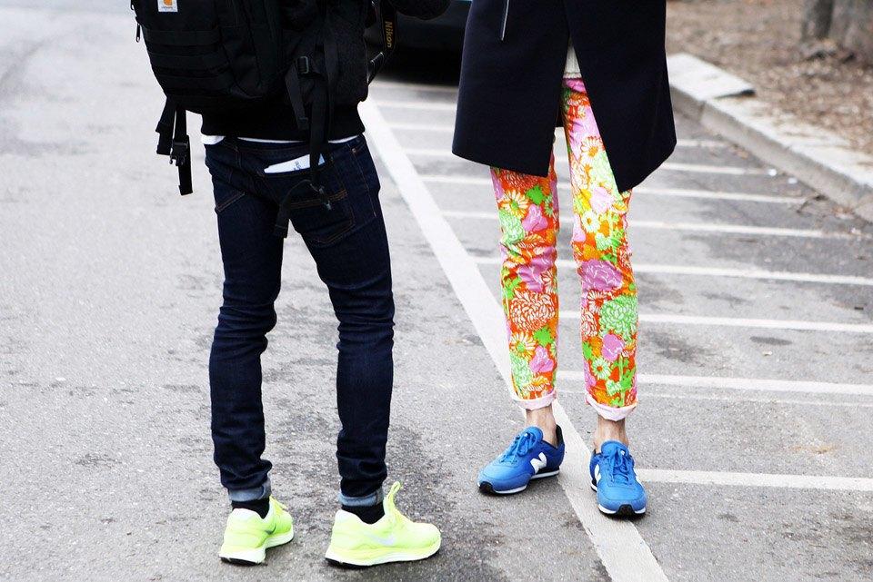 Анна Делло-Руссо, Элеонора Каризи и другие гости Миланской недели моды. Изображение № 25.