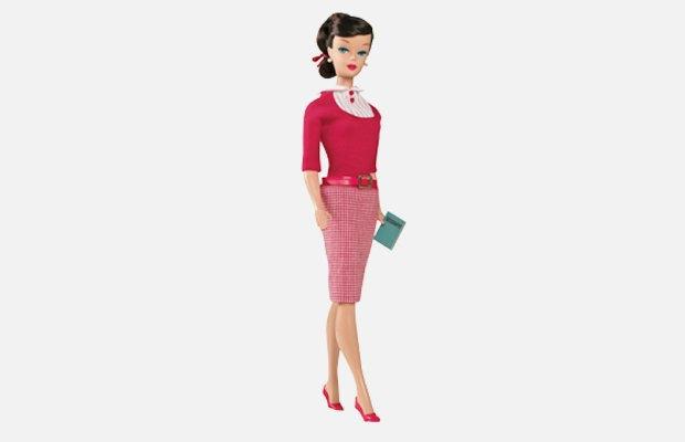 Карьерный рост:  Главные профессии Барби за 55 лет. Изображение № 4.