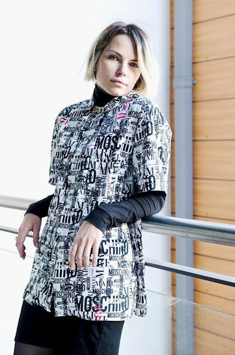 Даша Сельянова,  дизайнер марки ZDDZ. Изображение № 4.