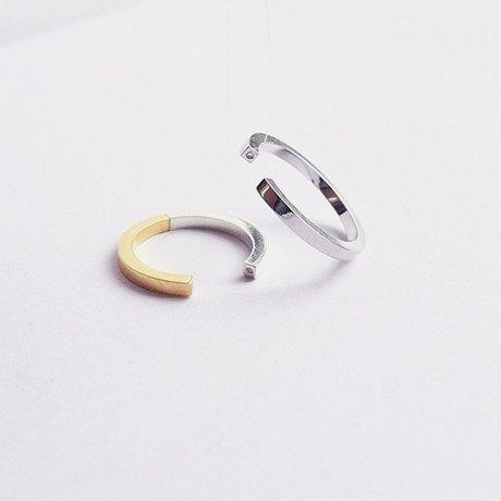 Ответственное решение: Где заказать современные обручальные кольца. Изображение № 7.