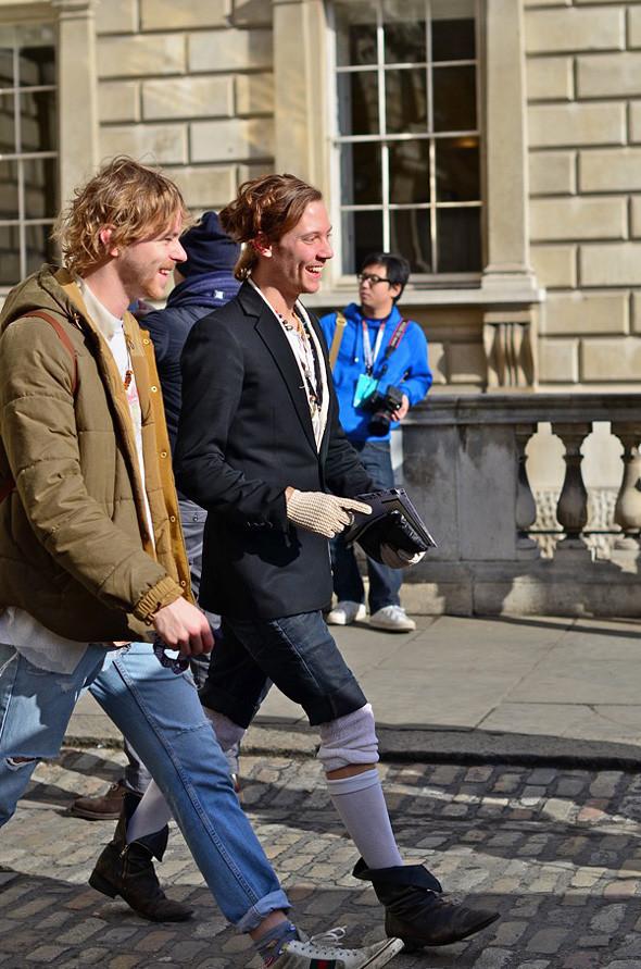 Неделя моды в Лондоне. Изображение № 35.