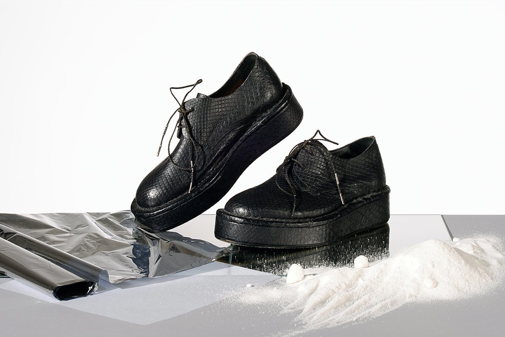 Что носить:  7 пар ботинок  на платформе. Изображение № 6.