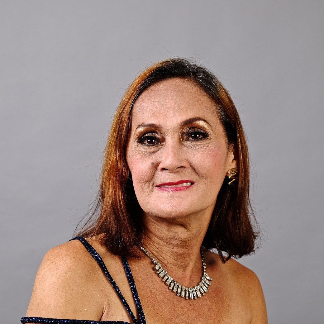 Мила «Эванджелина Паскаль» Монтелибано, 63 года. Изображение № 7.