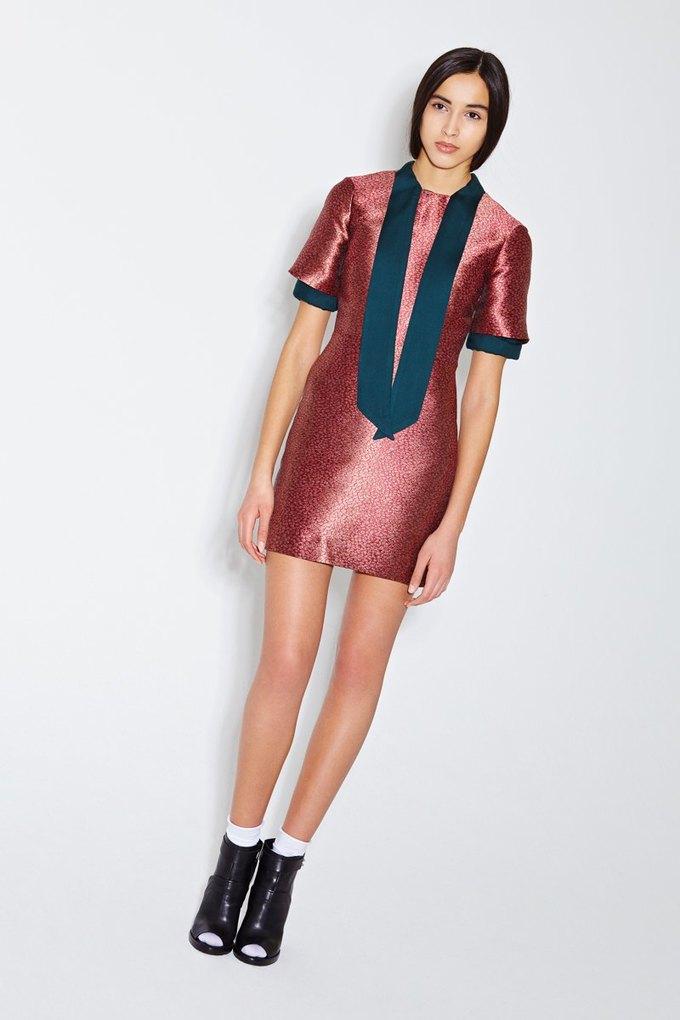 Пальто-коконы и миди-юбки в новой коллекции I am. Изображение № 13.