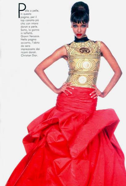10 моделей африканского происхождения. Изображение № 6.