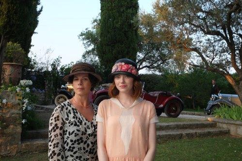 Вуди Аллен снимает фильм во Франции с Колином Фертом и Эммой Стоун. Изображение № 2.