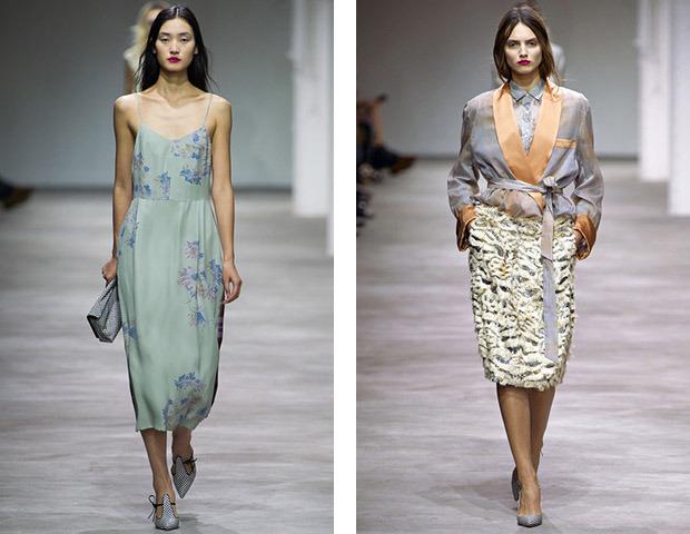Парижская неделя моды: показы Damir Doma, Dries Van Noten, Rochas, Gareth Pugh и Mugler. Изображение № 12.