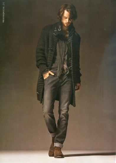 Новые лица: Хампус Люк, модель. Изображение № 30.